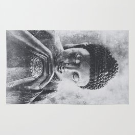 Buddha Grunge Rug