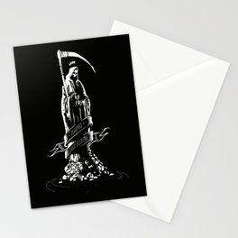 TEMPUS EDAX RERUM Stationery Cards