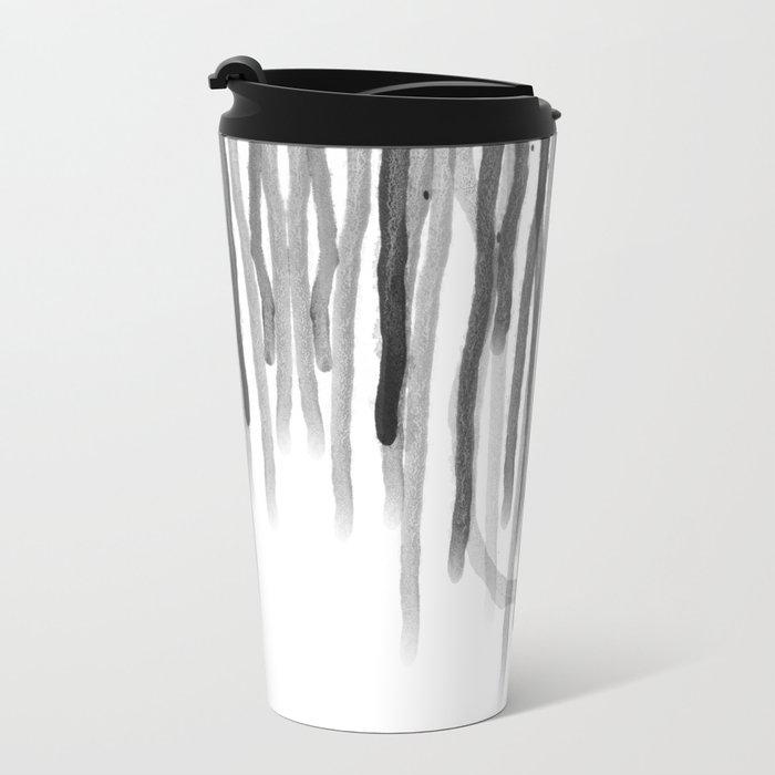 Acid Rain Metal Travel Mug