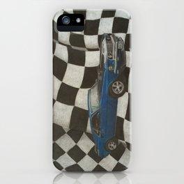 Mach Speed iPhone Case