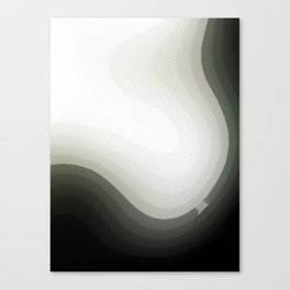 Edged Out Canvas Print