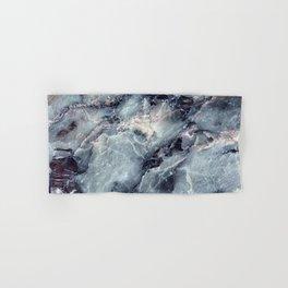 Blue Bayou Marble Hand & Bath Towel