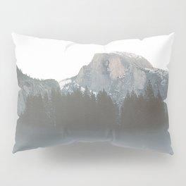 Morning Mist, Yosemite Pillow Sham