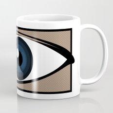 Blue Gaze Mug