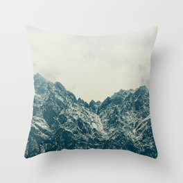 Beyond Our Borders Throw Pillow