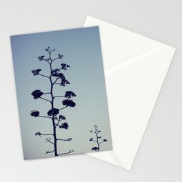 hawaii moon, maui Stationery Cards