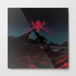 Ascender 1 Metal Print