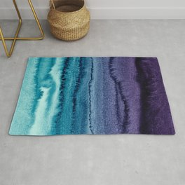 WITHIN THE TIDES EARLY SUNDOWN by Monika Strigel Rug