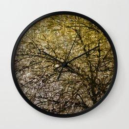 After Jupiter Wall Clock