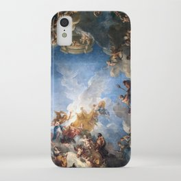 Château de Versailles Hercules Room Ceiling iPhone Case