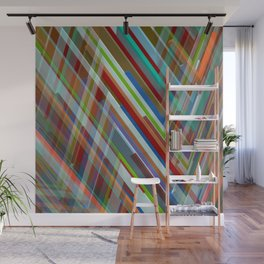 Abstract Composition 610 Wall Mural