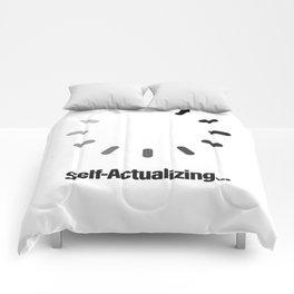Self-Actualizing Comforters