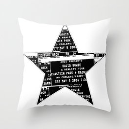 Bowie 2019-1 Throw Pillow