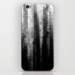 Broken Pixels iPhone Skin