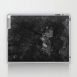 Luxury Black Marble Laptop & iPad Skin