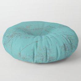 Bridgetown Lovers Floor Pillow
