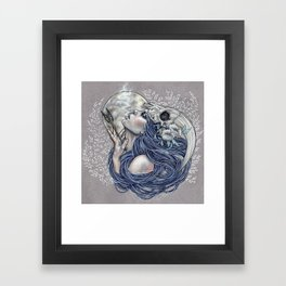 Final Breath Framed Art Print