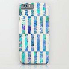 FLORAL ORDER Slim Case iPhone 6s