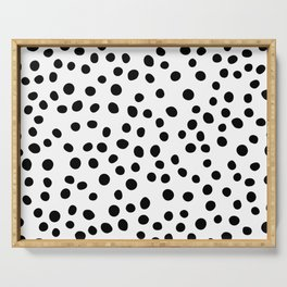 Dalmation Serving Tray