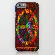 PEACE SKULLS Slim Case iPhone 6s
