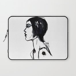 Profile Study Laptop Sleeve