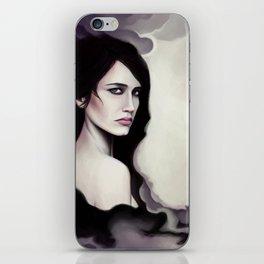 Little Scorpion - Eva Green iPhone Skin