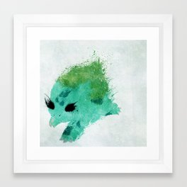 #001 Framed Art Print