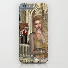 Caribbean Princess Tropical Paradise Portrait iPhone 6s Slim Case
