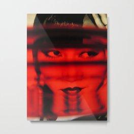 Ika Metal Print