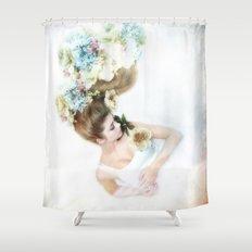 A Diadem of Dreams Shower Curtain