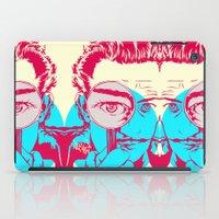 dali iPad Cases featuring Dali   by Vee Ladwa