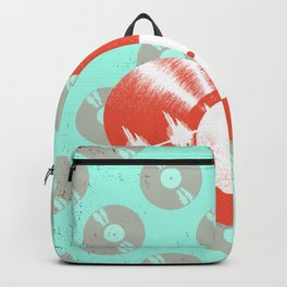 RECORD HEARTBEAT Backpack