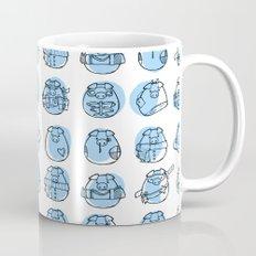 Pig family Mug