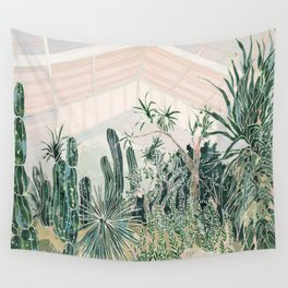 Cactus garden (2) Wall Tapestry