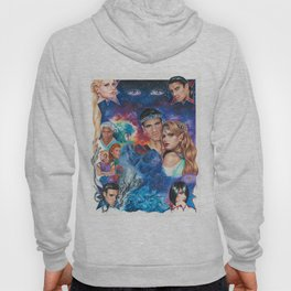 A Court of Mist and Fury Hoody