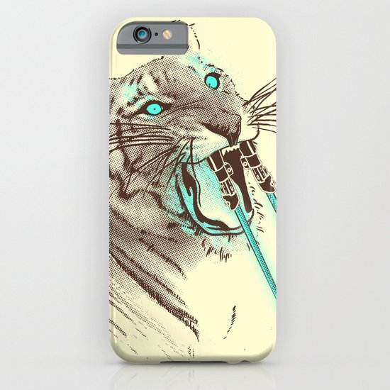 Saber-toothed Tiger iPhone & iPod Case
