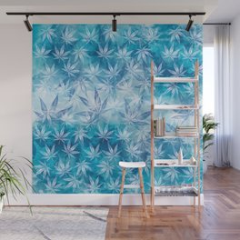 Blue Dream Wall Mural