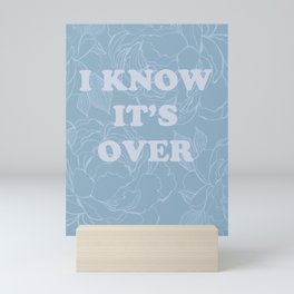 The Best of (I know it's over-The Smiths) Mini Art Print