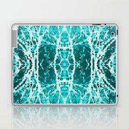 Knox Teal Laptop & iPad Skin