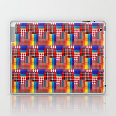 CHECK PATTERN Laptop & iPad Skin