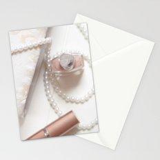 feminine vintage style Stationery Cards