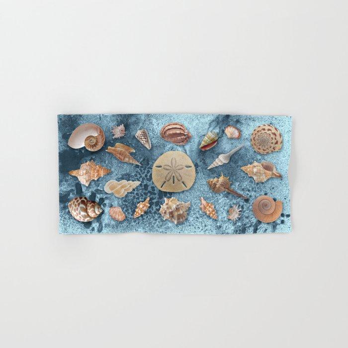 Seashells collection #1 Hand & Bath Towel
