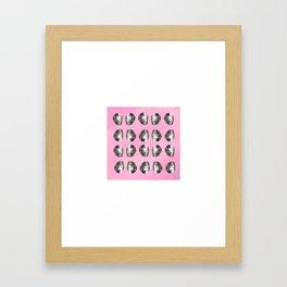 Le bums Framed Art Print