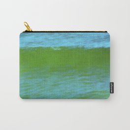 Ocean Wave Composite Carry-All Pouch