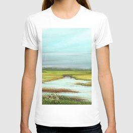 Wild Roses on a Field T-shirt