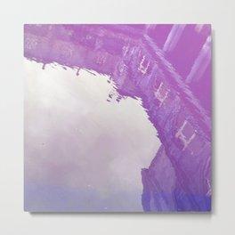 Curses: Purple Haze Metal Print