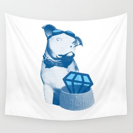 Canis Canem Edit Wall Tapestry