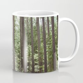 Green Forest Coffee Mug