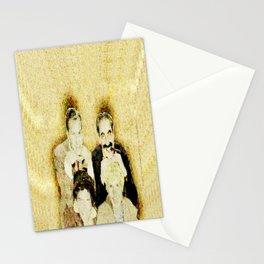 MARX BROTHERS - 004 Stationery Cards