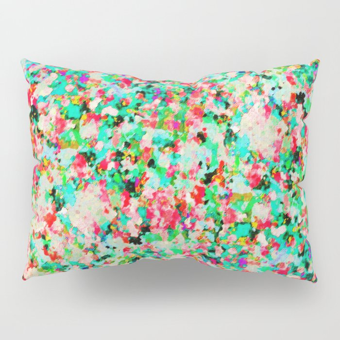 Informel Art Abstract G214 Pillow Sham